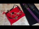 Подарочный набор для девушки часы браслет чокер Gedi Bayris