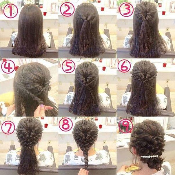 Идея для причёски
