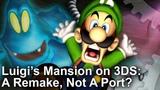 Технический анализ Luigi's Mansion на Nintendo 3DS