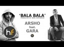 Arsho feat. Gara - Bala Bala (Audio) // Armenian Hip Hop // HF Exclusive Premiere // HD