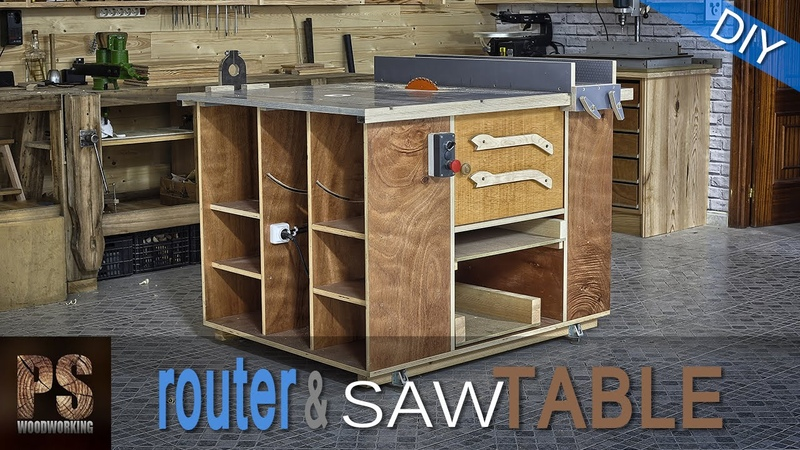 Homemade Router Table Table Saw