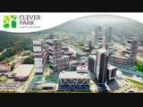 Clever Park — двухкомнатная квартира 81,78 кв. м.