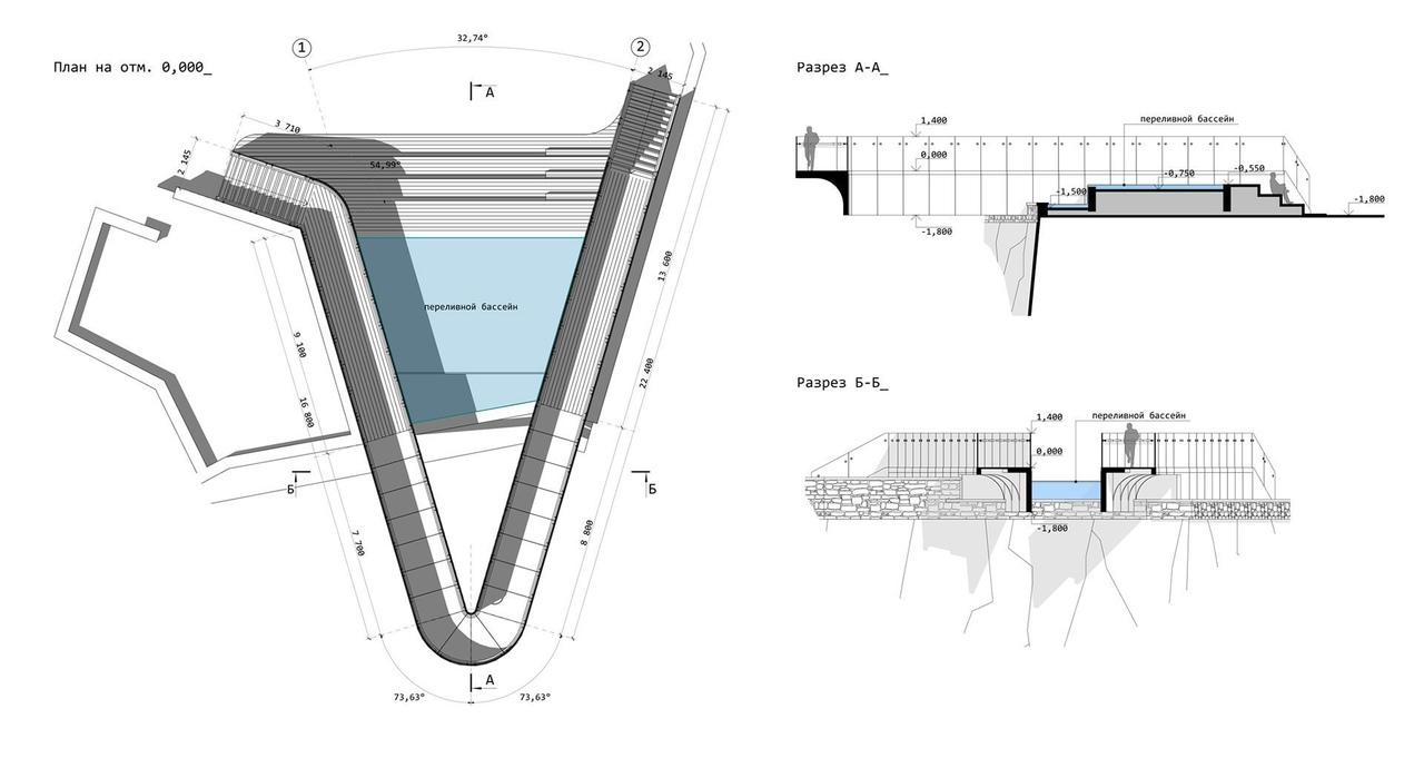 Смотровая площадка на Ай-Петри / 8D architects