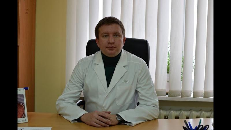 Врач МЦ Гастро-лайн Андрей Налетов, врач-педиатр, гастроэнтеролог, доктор медицинских наук