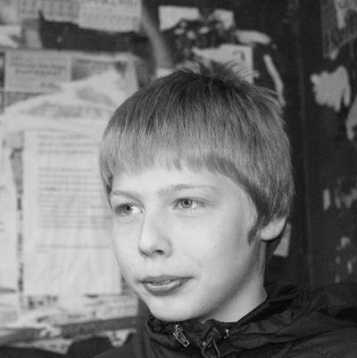Никита Иванов, 15 октября 1998, Москва, id119012327
