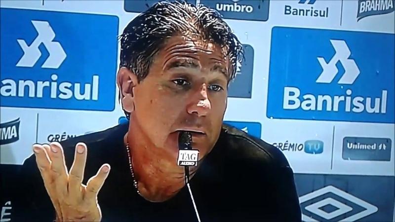 Renato Gaúcho Quem sabe sabe Quem não sabe vai estudar