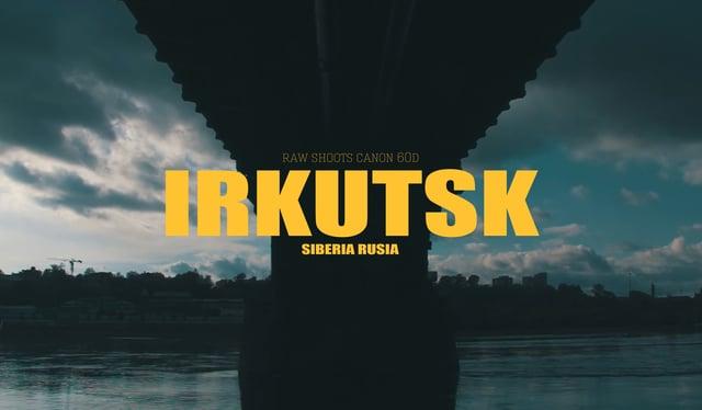 Irkutsk Siberia 2015 (raw shoots canon 60d)