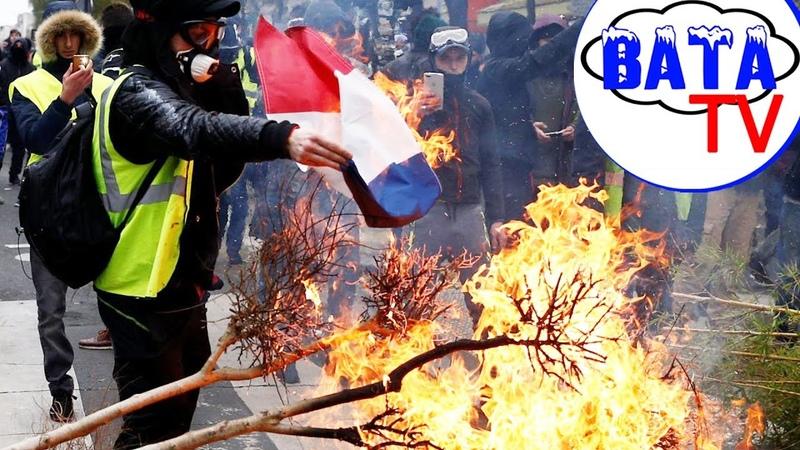 Как Россия к парижским событиям непричастна