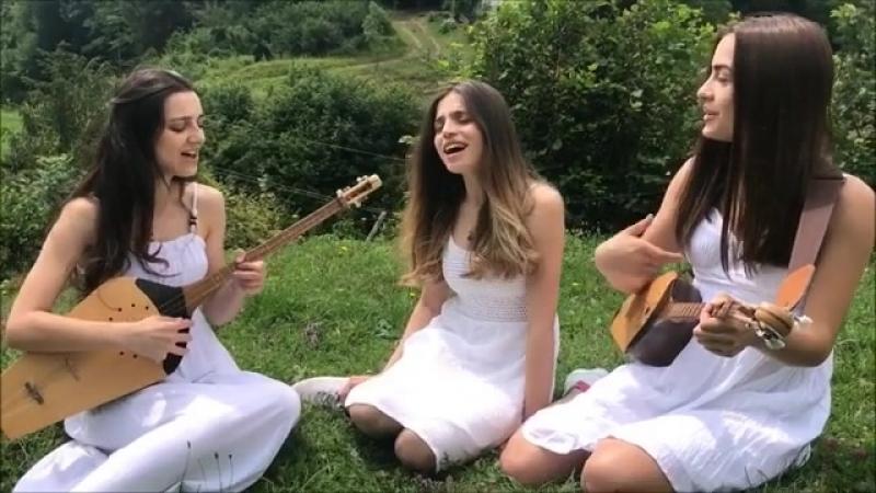 Sheni Tvalebi (Your eyes) Trio_Mandili