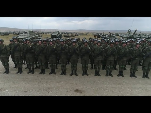 Größte russische Militärübung: Wostok-18 – Putin hält vor riesiger Truppenversammlung Ansprache
