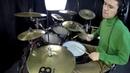 Багира - Шрамы - Sketch Drum Cover