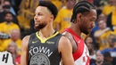 Toronto Raptors vs Golden State Warriors  June 13, 2019 NBA Finals