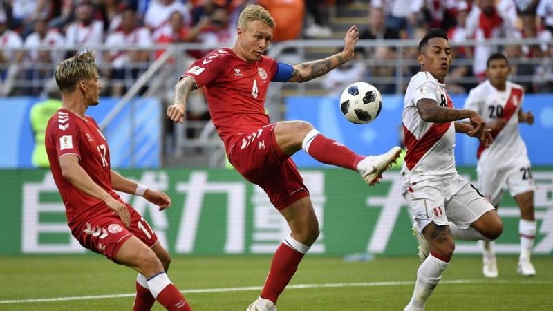 Чемпионат Мира 2018 Перу - Дания 0:1 обзор матча