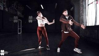 Diana King - Shy Guy - hip-hop choreography by Arsen Kovtun - Dance Centre Myway