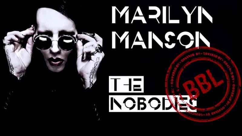 Marilyn Manson - The Nobodies album Holy Wood In the Shadow of the Valley of Death