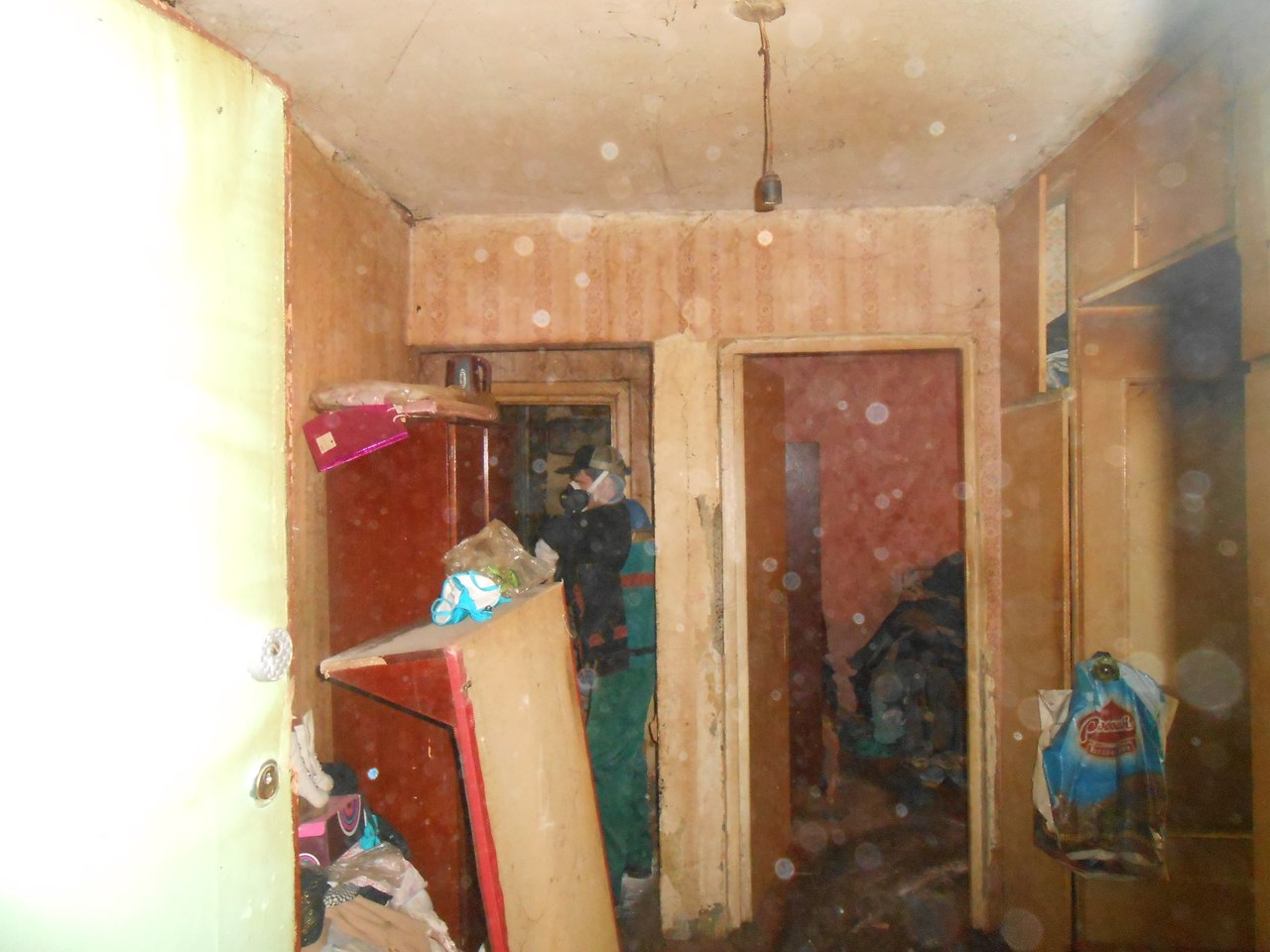 Рабочий вдул хозяйке квартиры 1 фотография