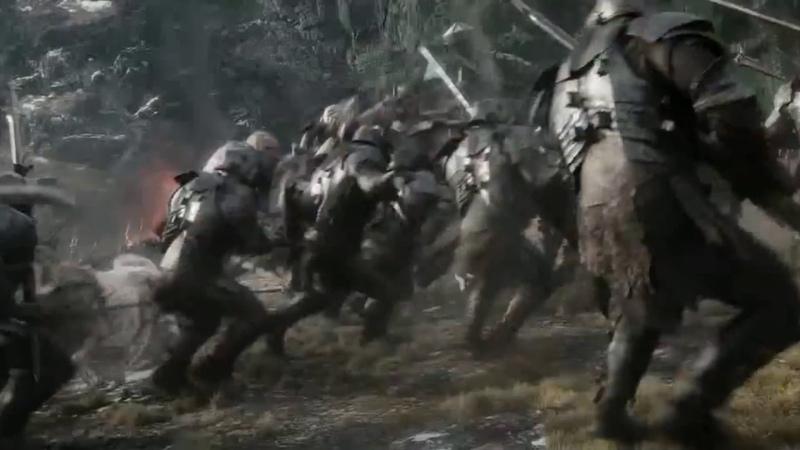 Ктарос - рыцарь святого ордена, клип