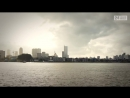 Rotterdam city 360 skyline - Timelapse speed (De Rotterdam and more)