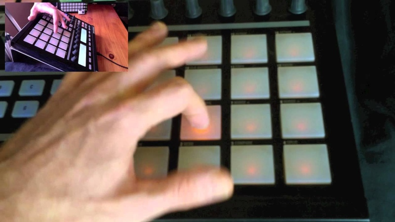 Jeremy Ellis - Maschine MPC Lessons 21