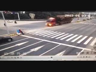 Пункт назначения в реальной жизни (Китай)