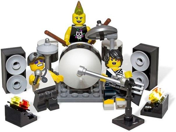 Lego супер герой
