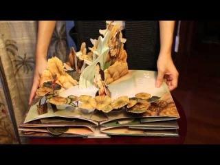 Pop Up Book «Мифические животные»