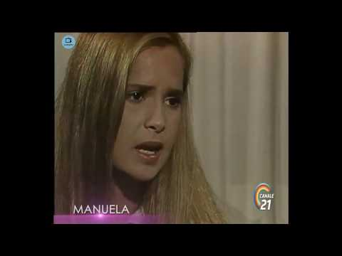 🎭 Сериал Мануэла 209 серия, 1991 год, Гресия Кольминарес, Хорхе Мартинес.