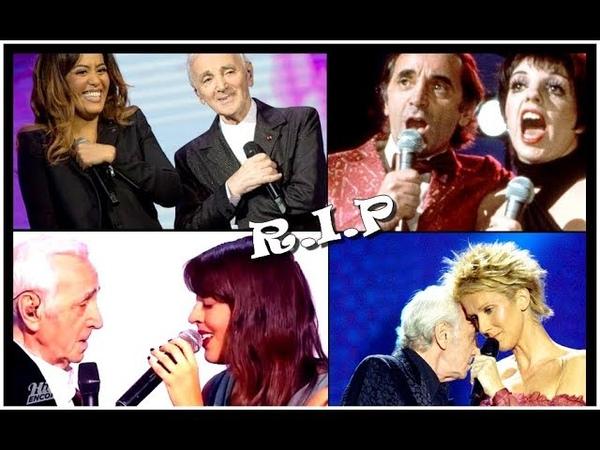 Meilleurs Duos De Charles Aznavour (Avec Des Chanteuses)