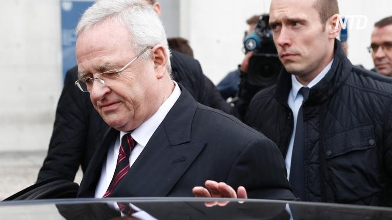 Экс-главе Volkswagen выдвинули обвинения в мошенничестве и других нарушениях