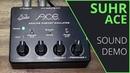Suhr ACE Sound Demo (no talking)
