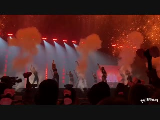 181111 BLACKPINK - 16 SHOTS (Stefflon Don) @ BLACKPINK WORLD TOUR [IN YOUR AREA] in Seoul (day 2)