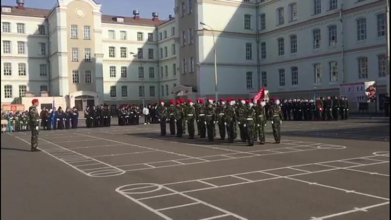 ДШО Патриот в Москве (МОБУ СОШ №7 ЛГО) -3