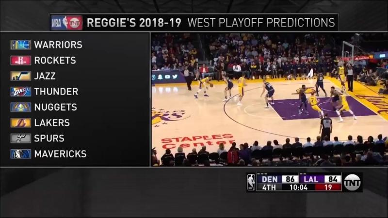 Лос-Анджелес Лейкерс vs Денвер Наггетс | 2 октября 2018 года