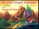 (Music P@D) The Great Dragon Migration