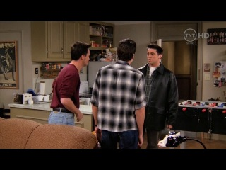 Друзья 2 сезон 17 серия HD 720p / Friends