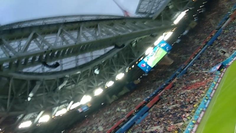 Гол Умтити выводит Францию в финал