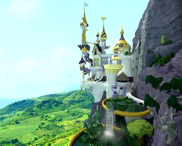 Купить пони дружба это чудо замок в