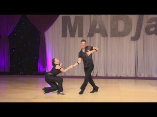 MADjam 2013 Showcase Benji Schwimmer & Torri Smith