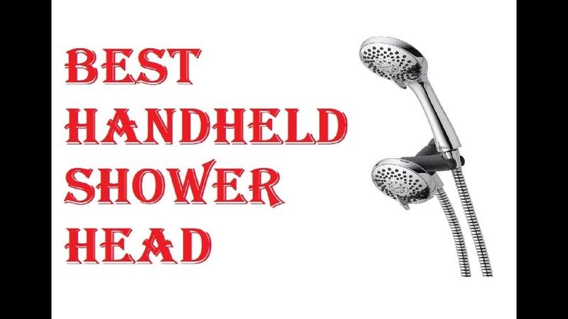 Best Handheld Shower Head 2018