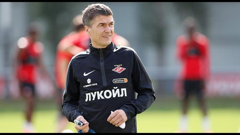 Виктор Булатов: Мамин и Гапонов в будущем могут заиграть за основу «Спартака»
