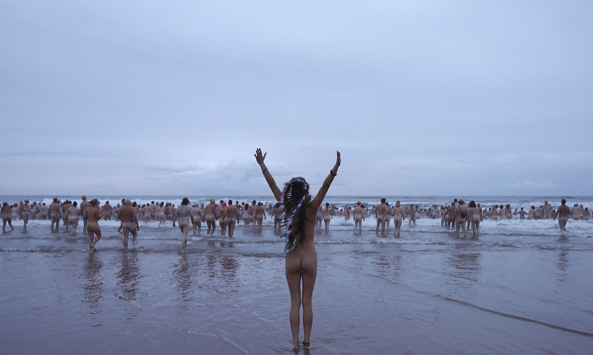 Video of nude beach of england — pic 5