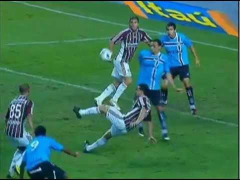 Brasileirão 2011 - Fluminense 5x4 Gremio - Melhores Momentos