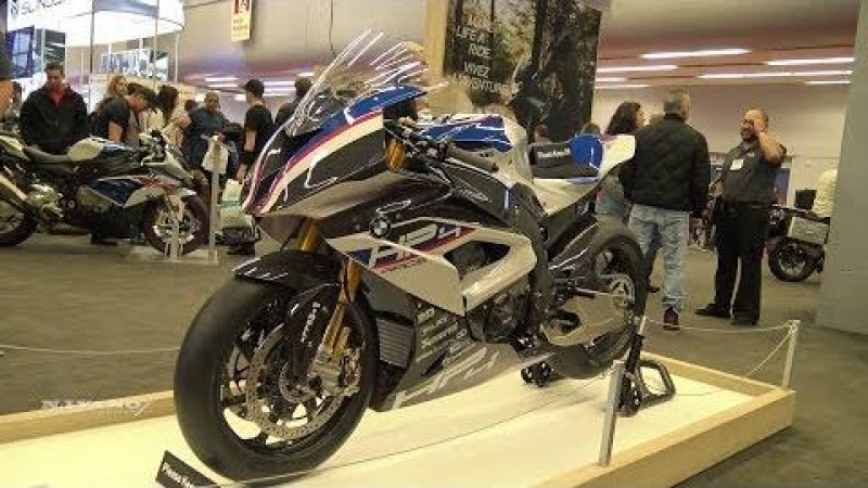 2018 BMW HP4 Race - Detailed Walkaround - 2018 Montreal Motorcycle Show