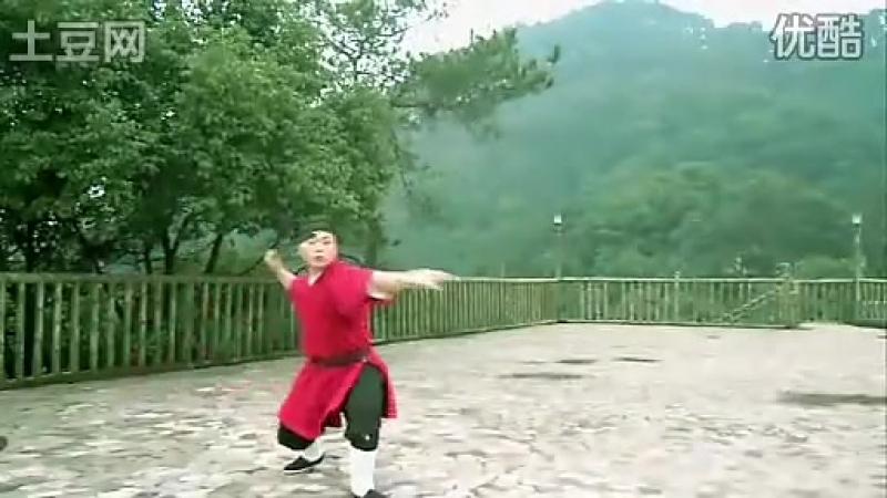 中国苗刀刀法-辛酉刀法_Chinese Kungfu_The art of twohanded blade miao dao