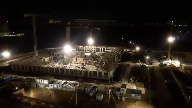 12 мая 2019 г время 0 26 ЖК Переделкино Ближнее шумные работы в ночное время
