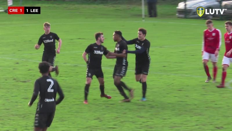Крю U23 2:1 Лидс U23 (Обзор матча. Лига Профессионального Развития. Дивизион «Север»)