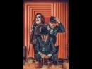 Группа Пиплы - Бэкстэйдж с фотосесии