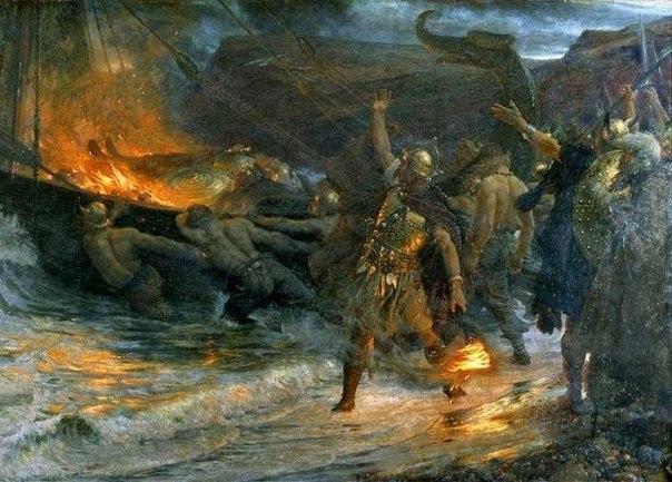 Викинги оказались тщеславными грабителями