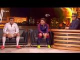 LATE MOTIV - Cristiano y Messi by Martín Bossi  _ #LateMotiv37