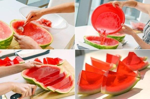 Идея для летнего десерта